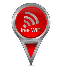 Pin Pointer free WiFi