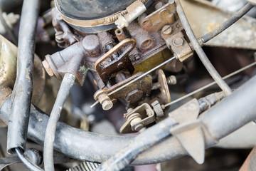 moteur ancien