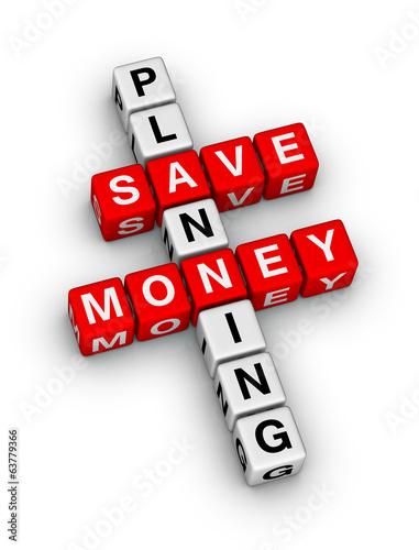 save money planning