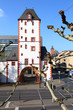 canvas print picture - Mainz, Eisenturm (April 2014)