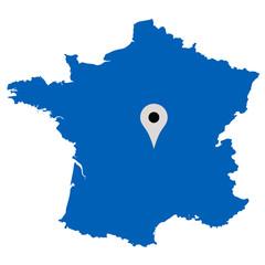France localisation