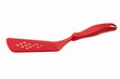 Red kitchen spatula