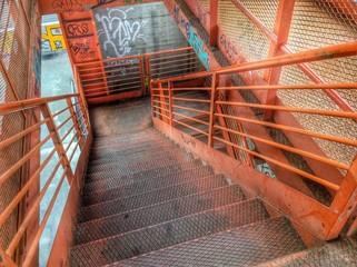 scale di emergenza