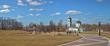 Усадьба Царицыно. Церковь Пресвятой Богородицы и Фигурный мост