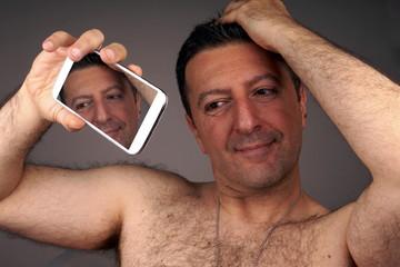 Mobile Phone Self-Timer