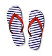 Pair of flip-flops. Vector illustration. - 63788375