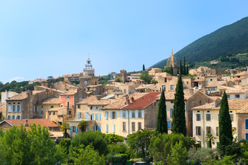 Village Nyons in France