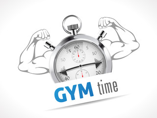 Stopwatch - GYM time