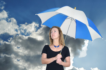 Regenschirm 41