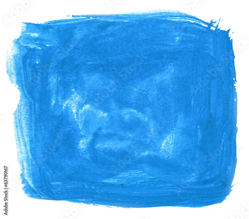 ink abstract stroke watercolor blue brush water color splash pai