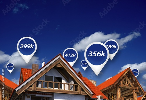 Real Estate Market Prices - 63793591