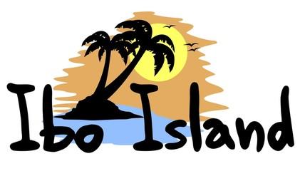 Ibo island beach