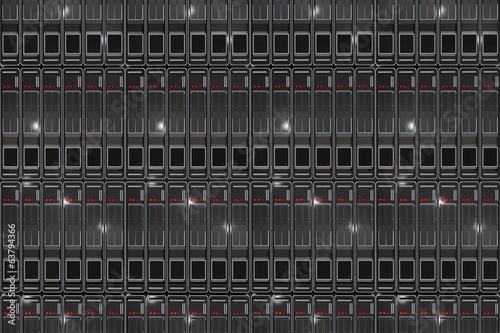 Server Racks Background