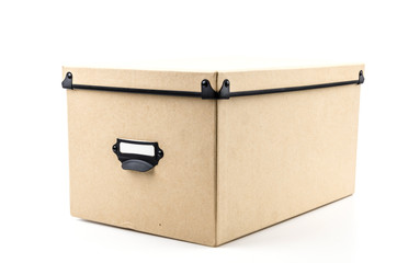 Office box isolated
