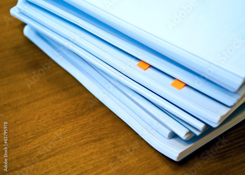 heap of documents
