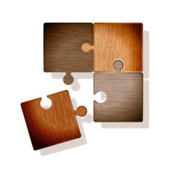 wood puzzle_White back