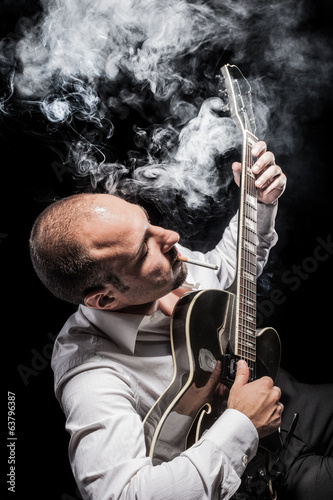 Smoke and jazz