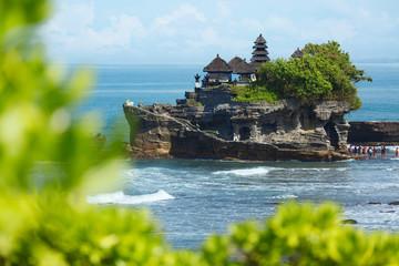 Bali temple Tanah Lot, Indonésie