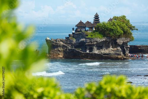 Foto op Plexiglas Indonesië Bali temple Tanah Lot, Indonésie