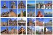 Holländische Großstädte: NIJMEGEN+MAASTRICHT+VENLO+AMSTERDAM