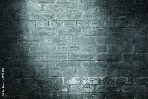 Grungy Brick Wall Background Texture, XXXL