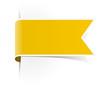 Schild Etikett gelb