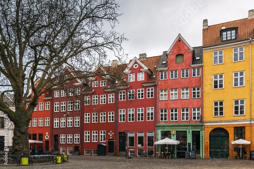 square in the Centre of Copenhagen