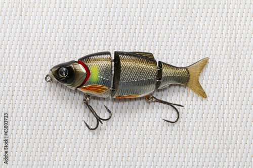 Fishing lures.