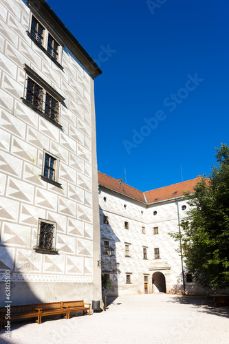 Palace of Nachod, Czech Republic