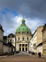 Marmorkirken Cathedral in Copenhagen