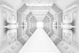Fototapety Spaceship interior