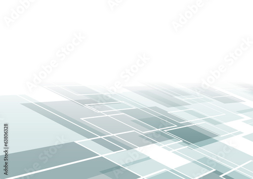 Modern flying tile background template