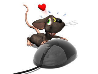 mouse&mouse_in_love
