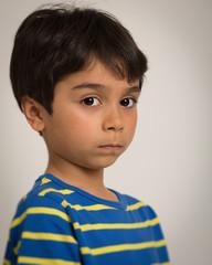 Serious Boy