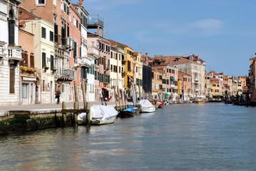 Canal cannaregio à Venise
