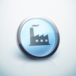 icône bouton internet usine industrie