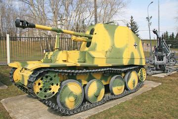 Nazi tank