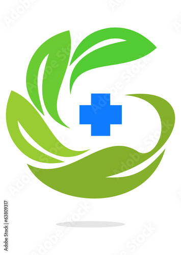 wellness center natural logo