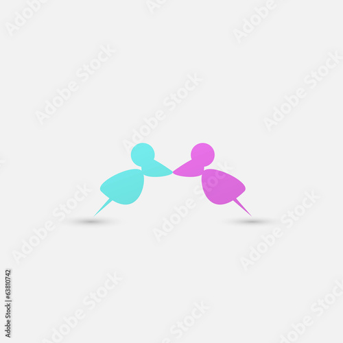 mouses isolated on a white background