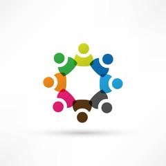 Business icon. Handshake. Transaction.