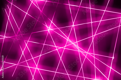 canvas print picture pink, black background texture