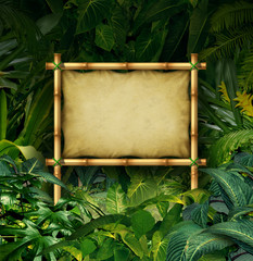 Jungle Sign