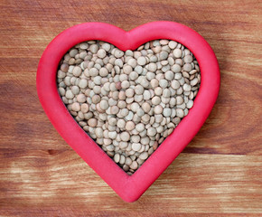 Heart Healthy Lentils