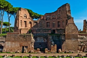 The Stadium of Domitian in Rome