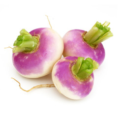 Navets nouveaux - New turnips