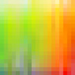 Colorful rainbow mosaic background