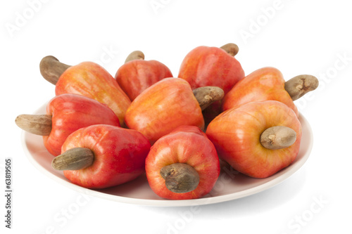 Brazilian Caju Cashew Fruit