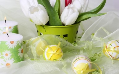 Delicate Easter