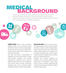 Medical Leaflet Pattern