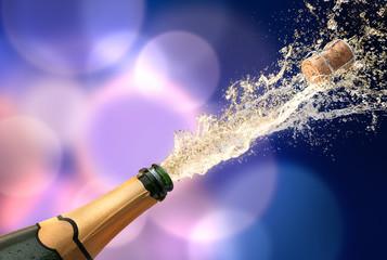 Champagner Splash 7